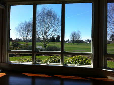 image of View After-Ultra-Vision-50 window film installed