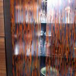 image of Cabinet Door with Reed stripe design